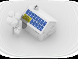 Bei Teilverschattung etwa durch Bäume oder Dachgauben nur die Module mitTS4R ausstatten, die von Verschattung betroffenen sind.