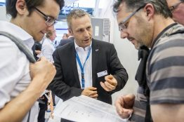 Solartehemen im Fokus der Gespräche