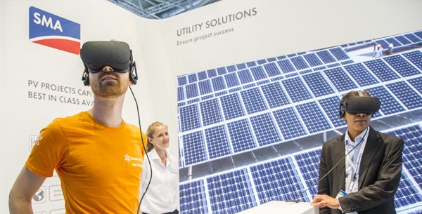Get the Most out of Energy: Das war die Intersolar Europe 2017