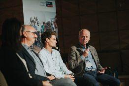 Disruptionen in der Energiewirtschaft: Spannende Statements von Martin Rühl, Julian Kretz und Daniel Bannasch
