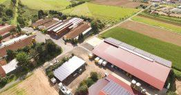 L'exploitation avicole Leonhard Häde a déjà mis en place un système de gestion de l'énergie efficace.