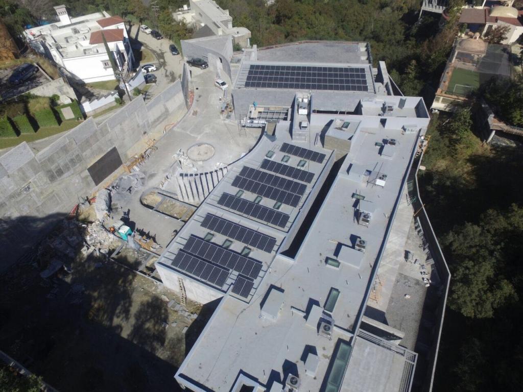 Solar Spotlight: Primer CORE1 en México Energiza la Residencia El Rosario en Monterrey