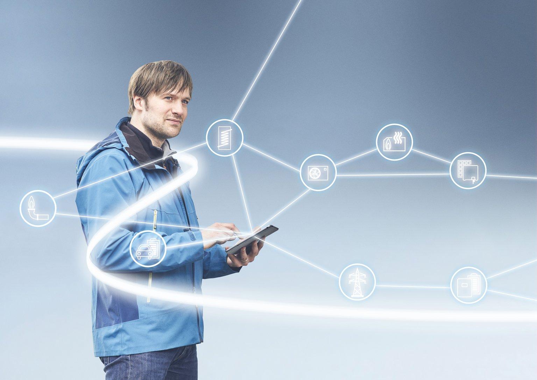 Interconnecter les secteurs avec ennexOS pour réduire les coûts d'exploitation