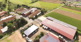 This German poultry farm has an intelligent energy management. system.