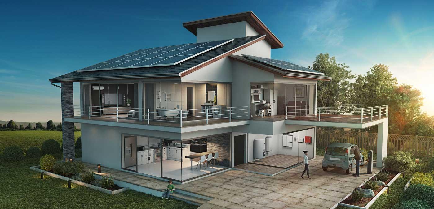 Solar-Tankstellen zuhause können den Netzausbau überflüssig machen ...