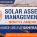 Meet SMA experts at Solar Asset Management North America 2019!