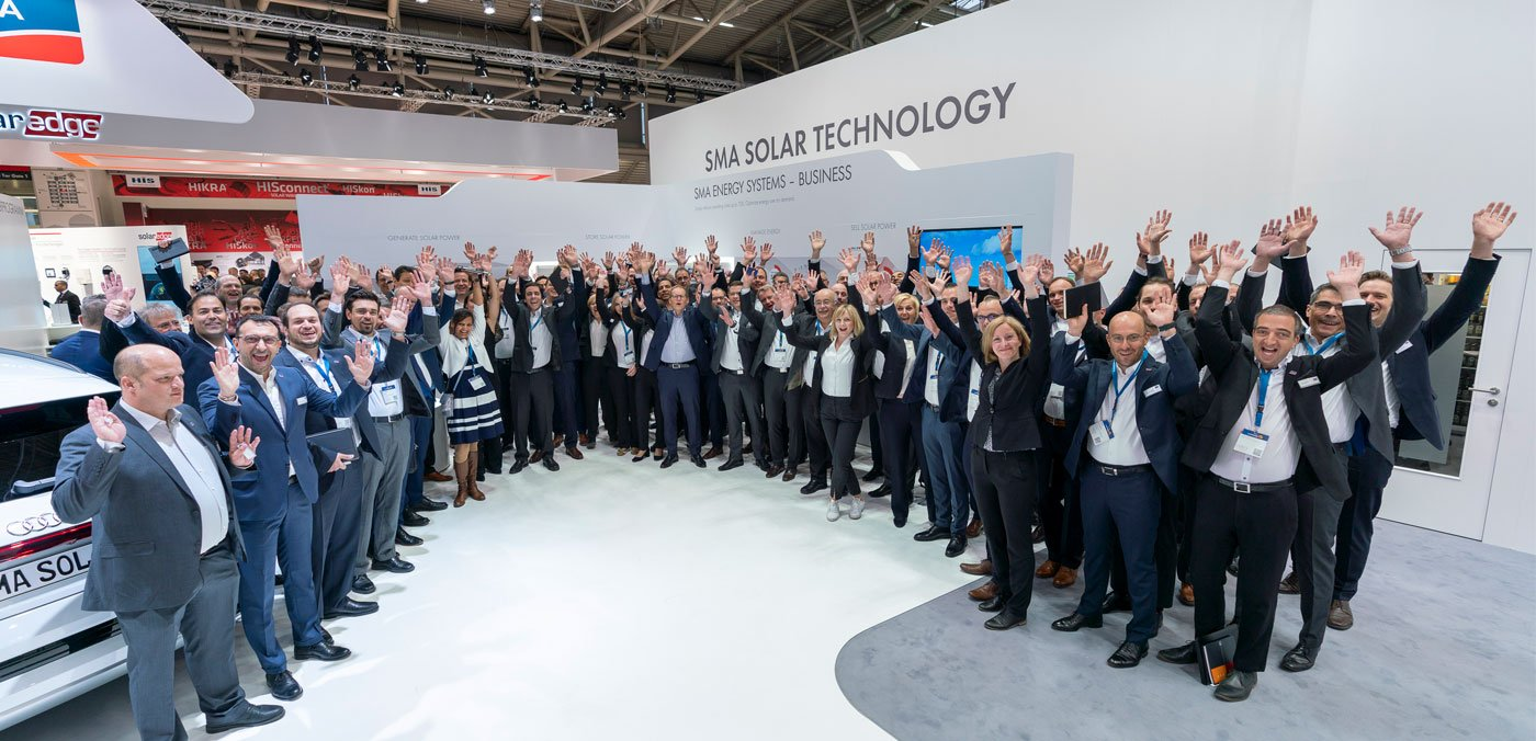 Intersolar 2019: The New Energy Solutions from SMA