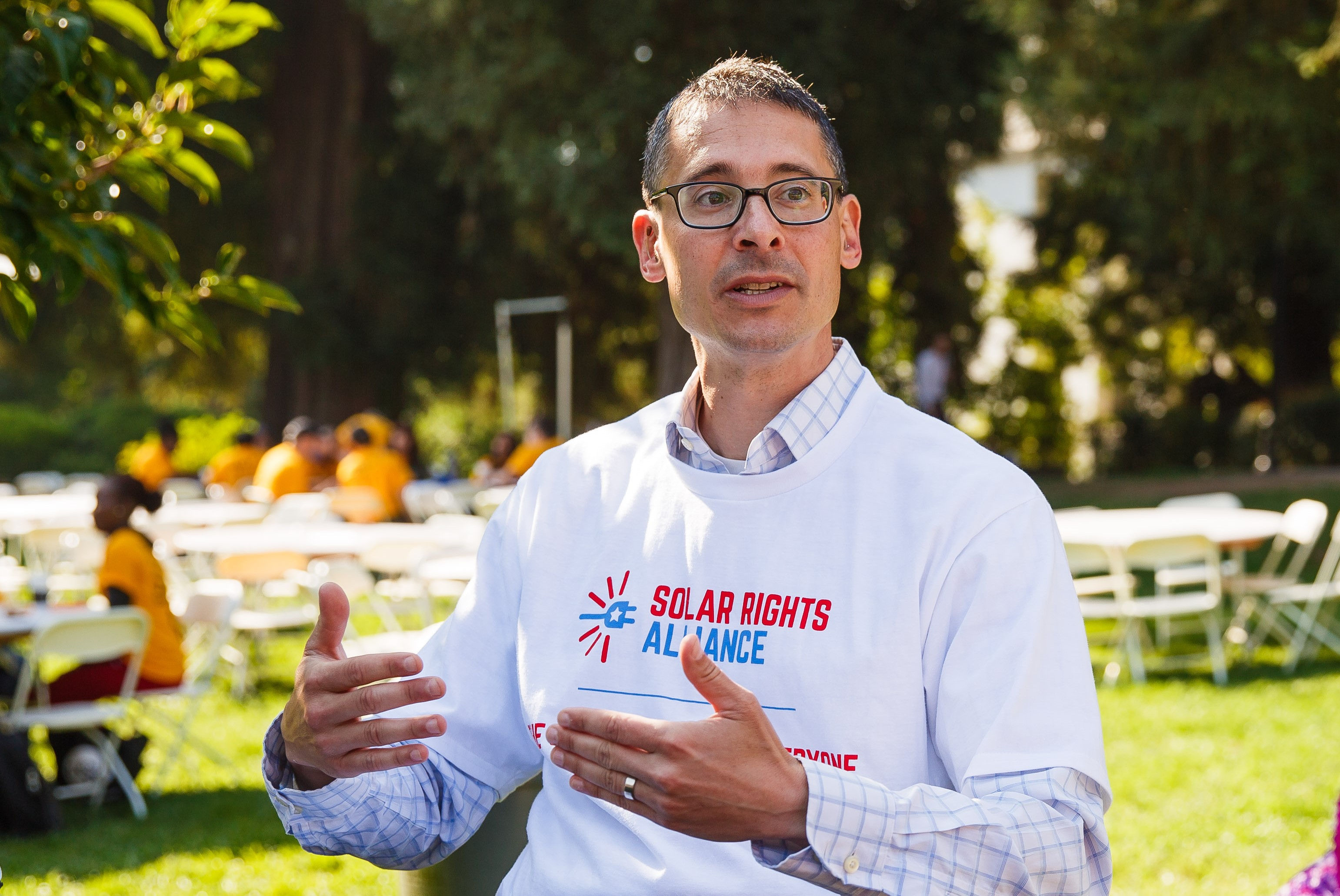 Solar Chat: Meet Dave Rosenfeld from the Solar Rights Alliance