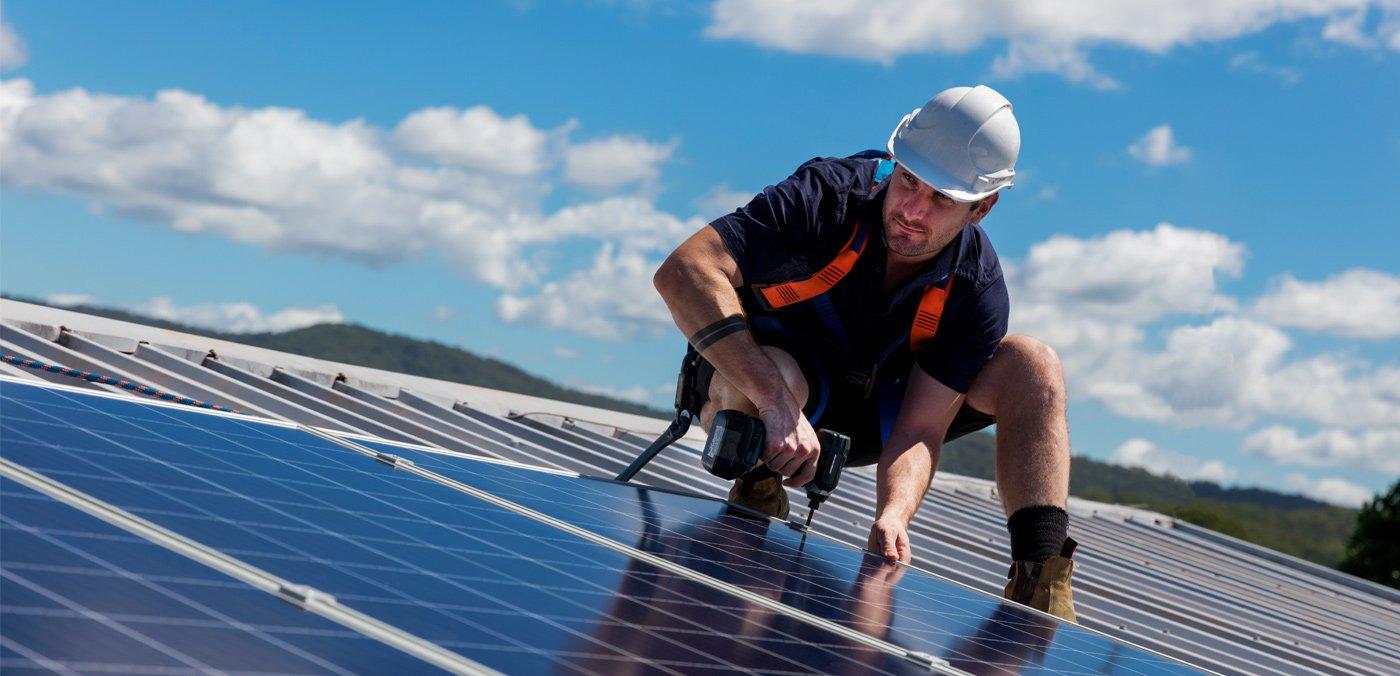 Protección contra incendios para plantas fotovoltaicas