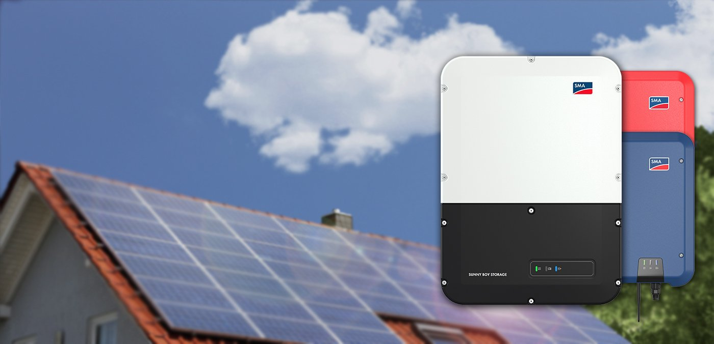 Net Metering: Why you can add a Sunny Boy Storage to a single or 3-phase PV system