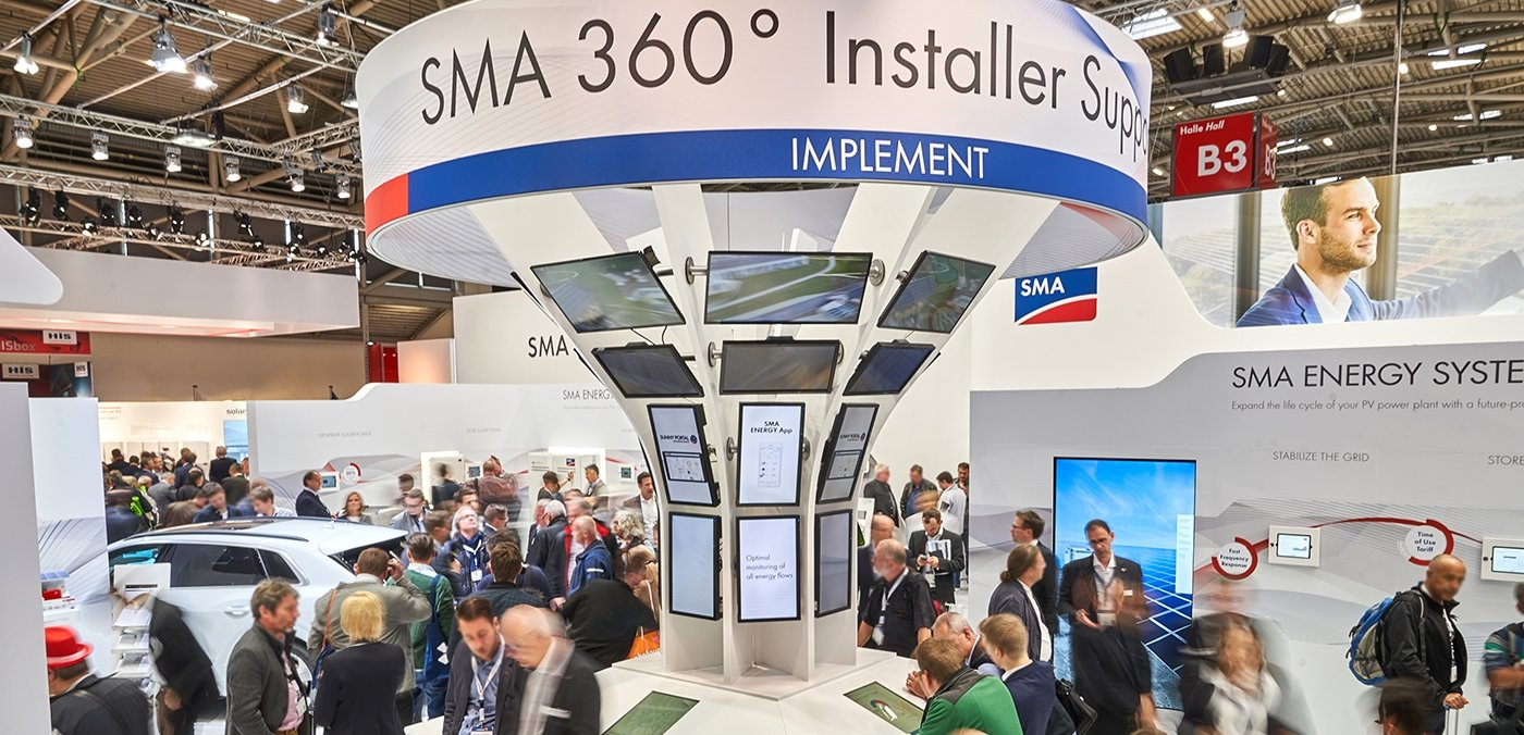 Intersolar Europe: An Upbeat Atmosphere Across the Board