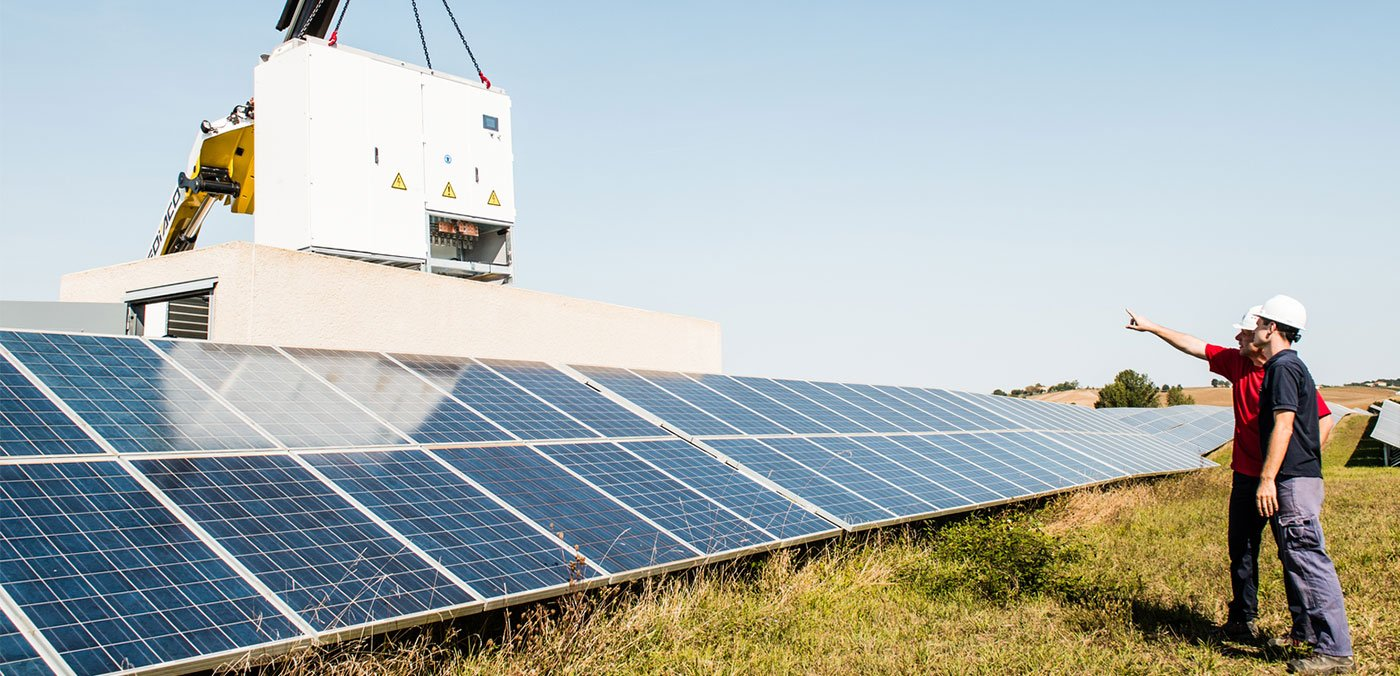 Repowering makes PV Power Plants fit for the Future