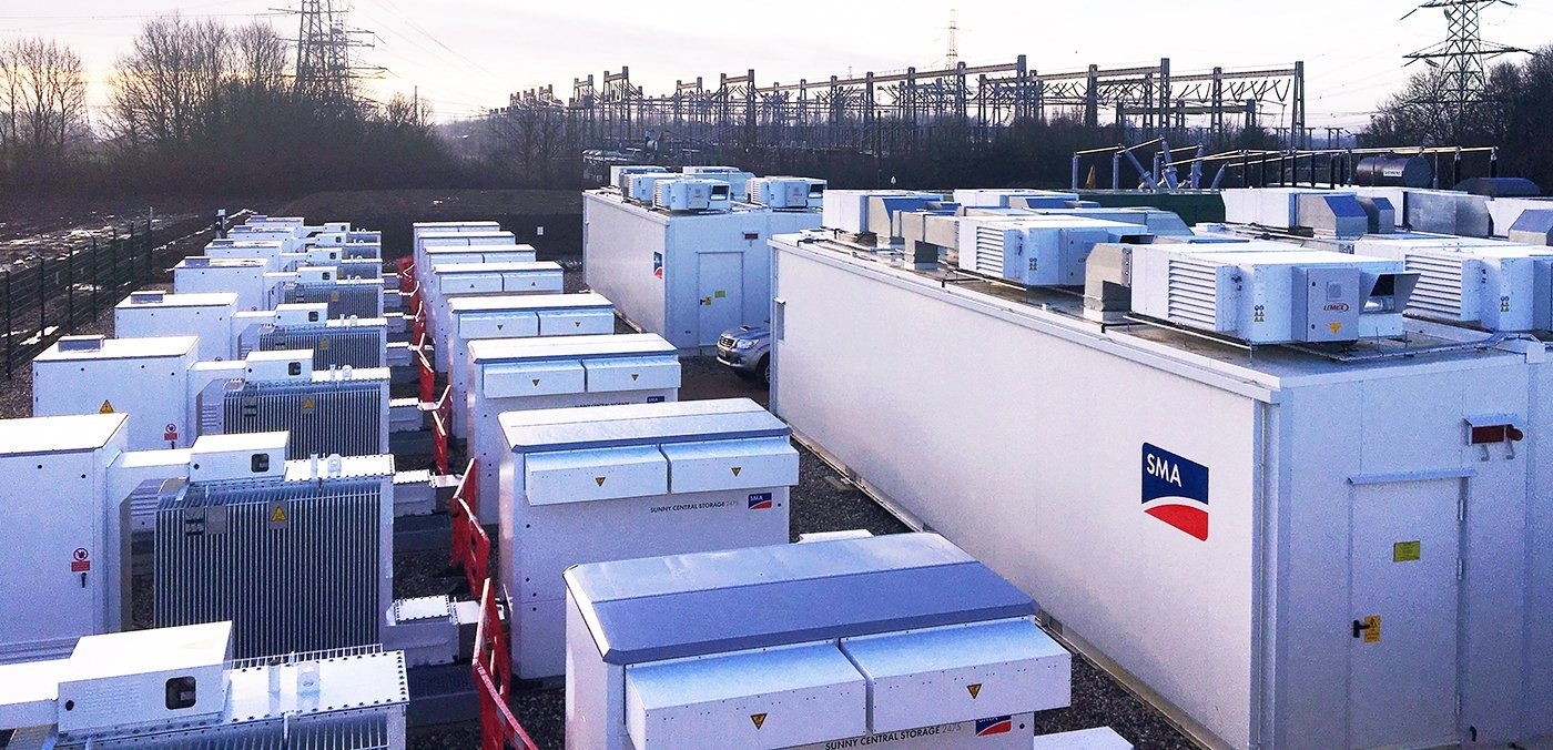 Game-Changer — Storage Systems Are Key to the Global Energy Transition