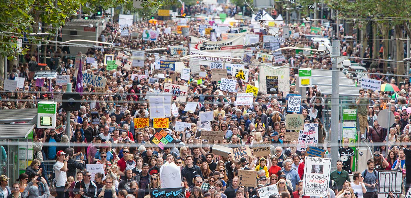 Climate Change Protests: More Urgent Than Ever