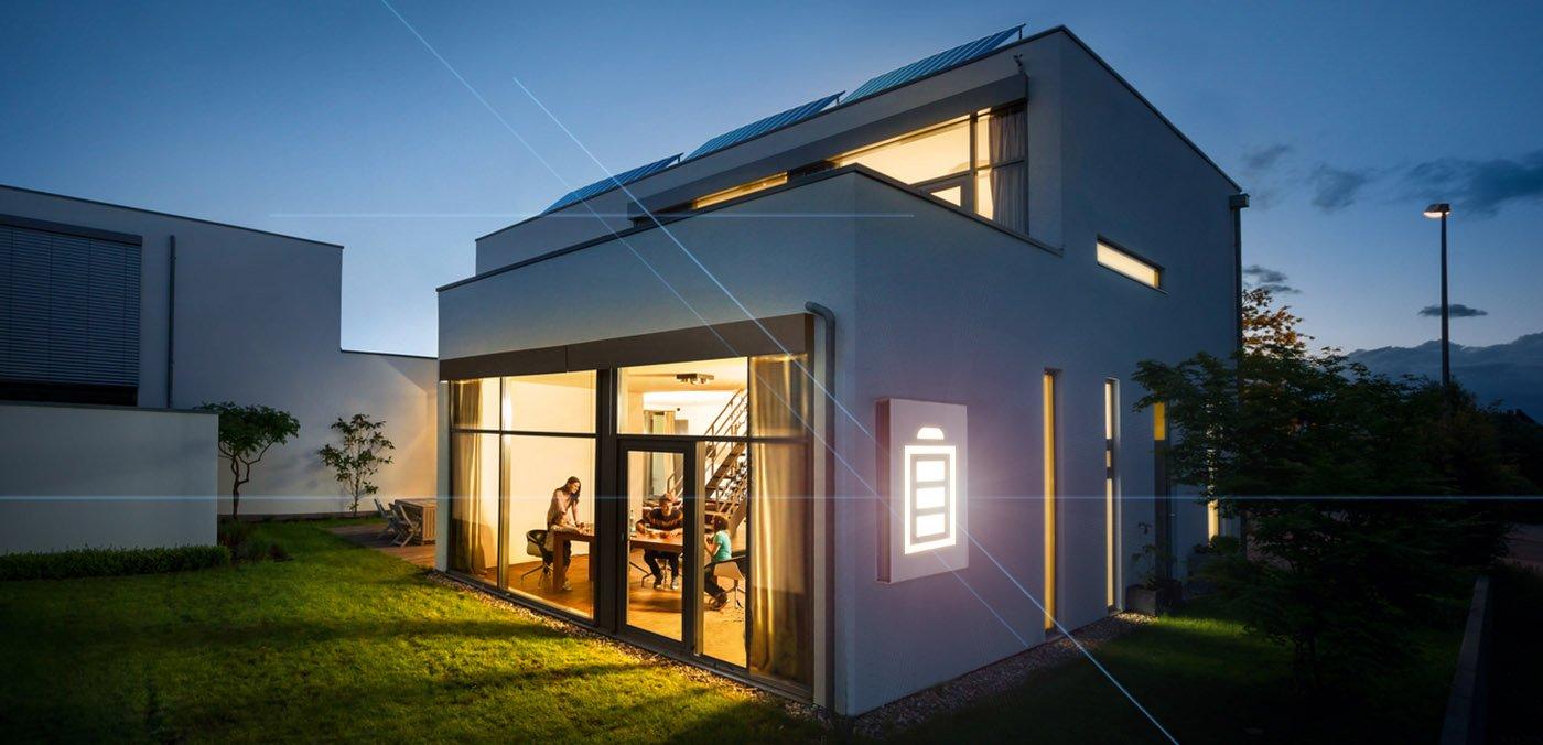Système de stockage à batterie: votre solution pour 100% d'électricité solaire à la maison