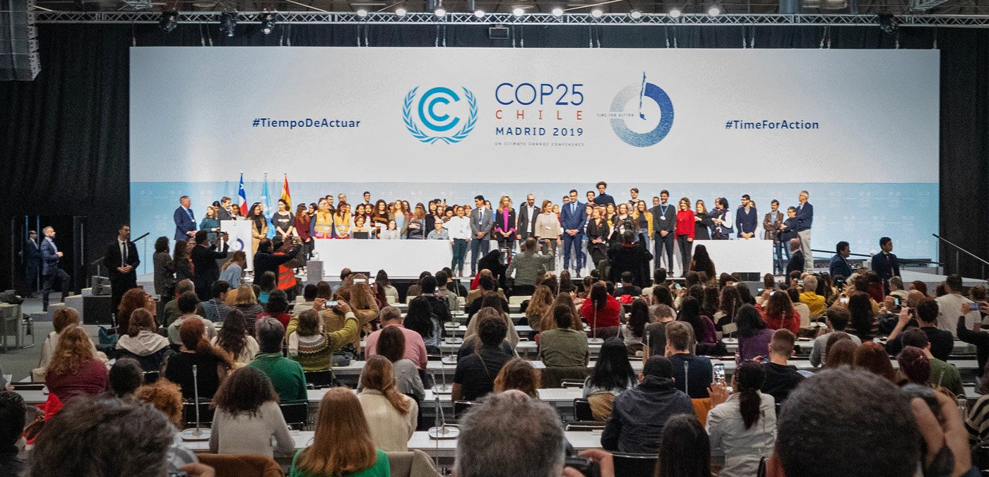 Global climate change conference – a bitter disappointment