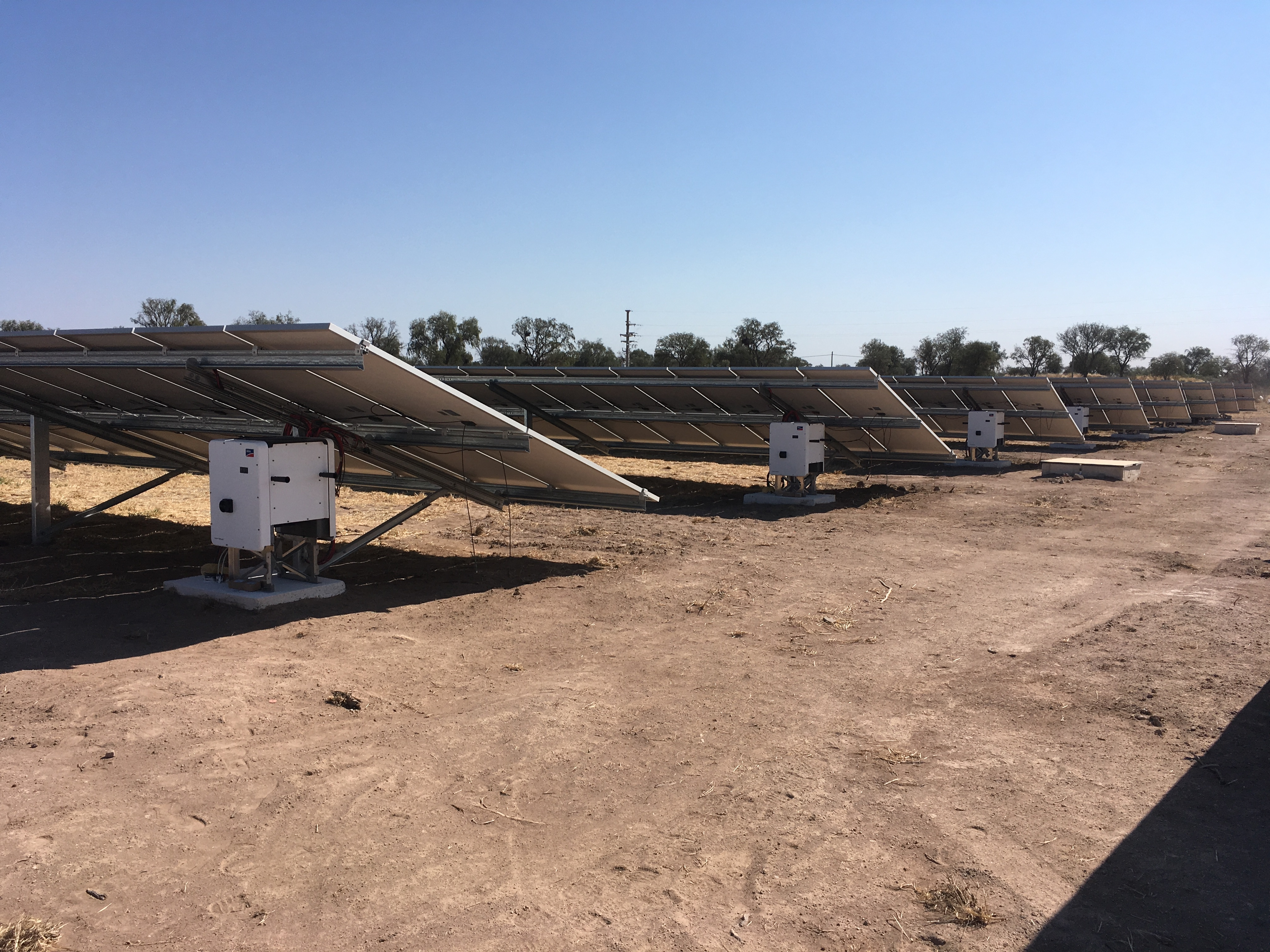 Commercial solar Argentina CORE1