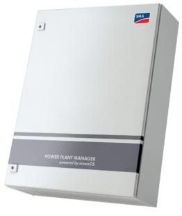 SMA Power Plant Manager.