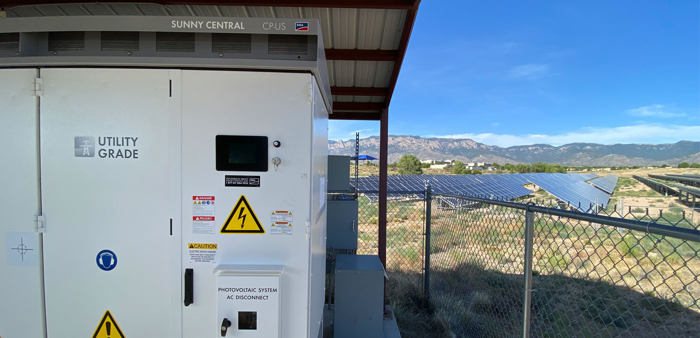 Albuquerque Academy Makes the Grade with Repowering Project