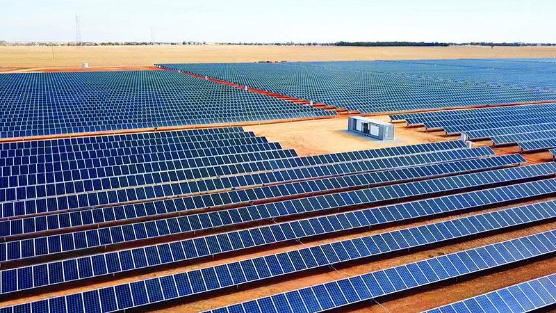 SMA Gannawarra Solar Farm