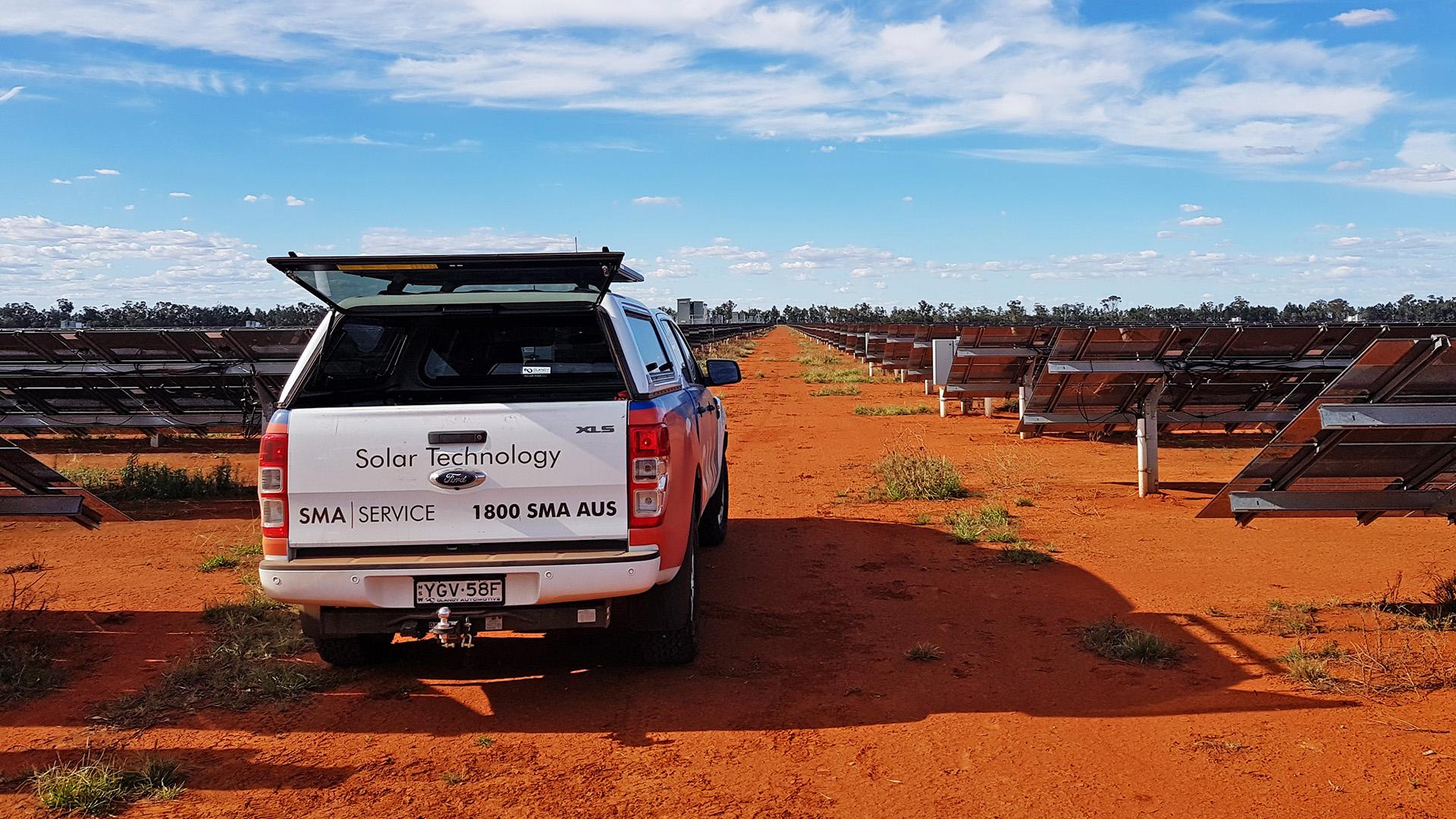 Zurück am Netz: SMA Lösung sichert Solarerträge in Australien
