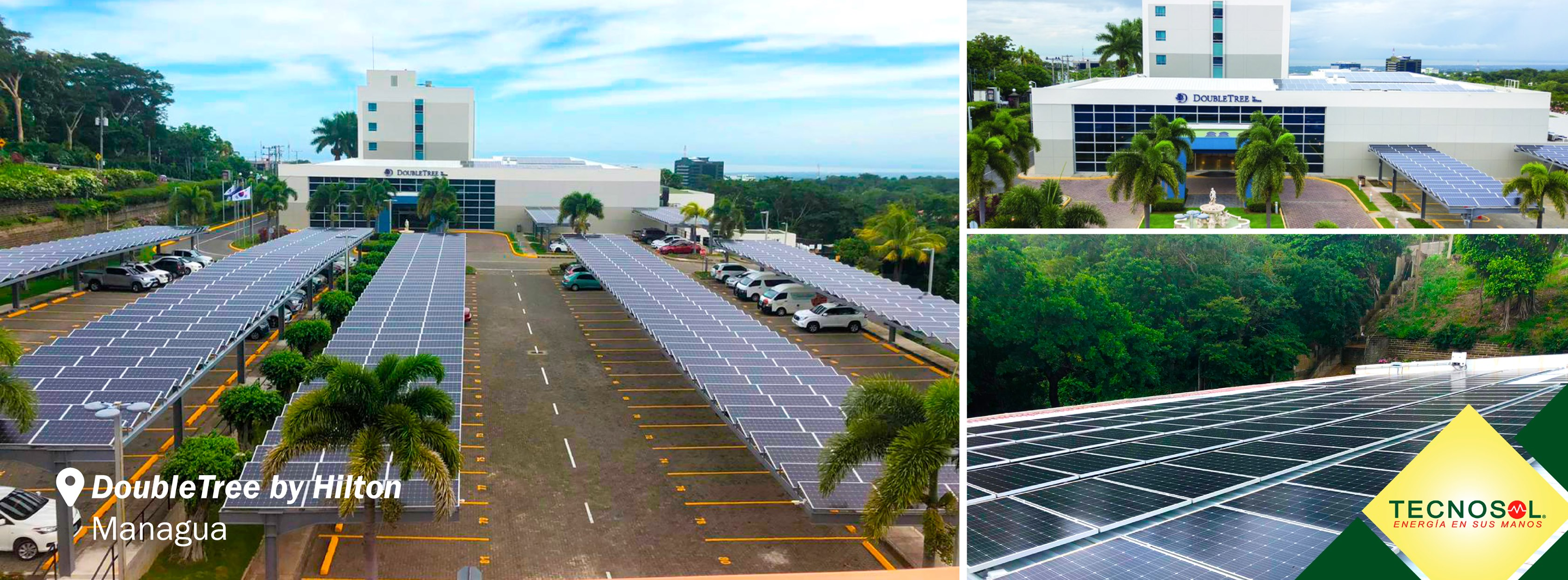 commercial solar Nicaragua