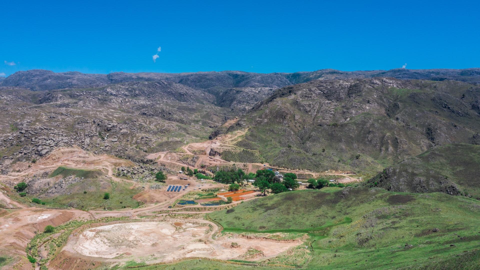 Parque Solar Fluorita Cerro Negro