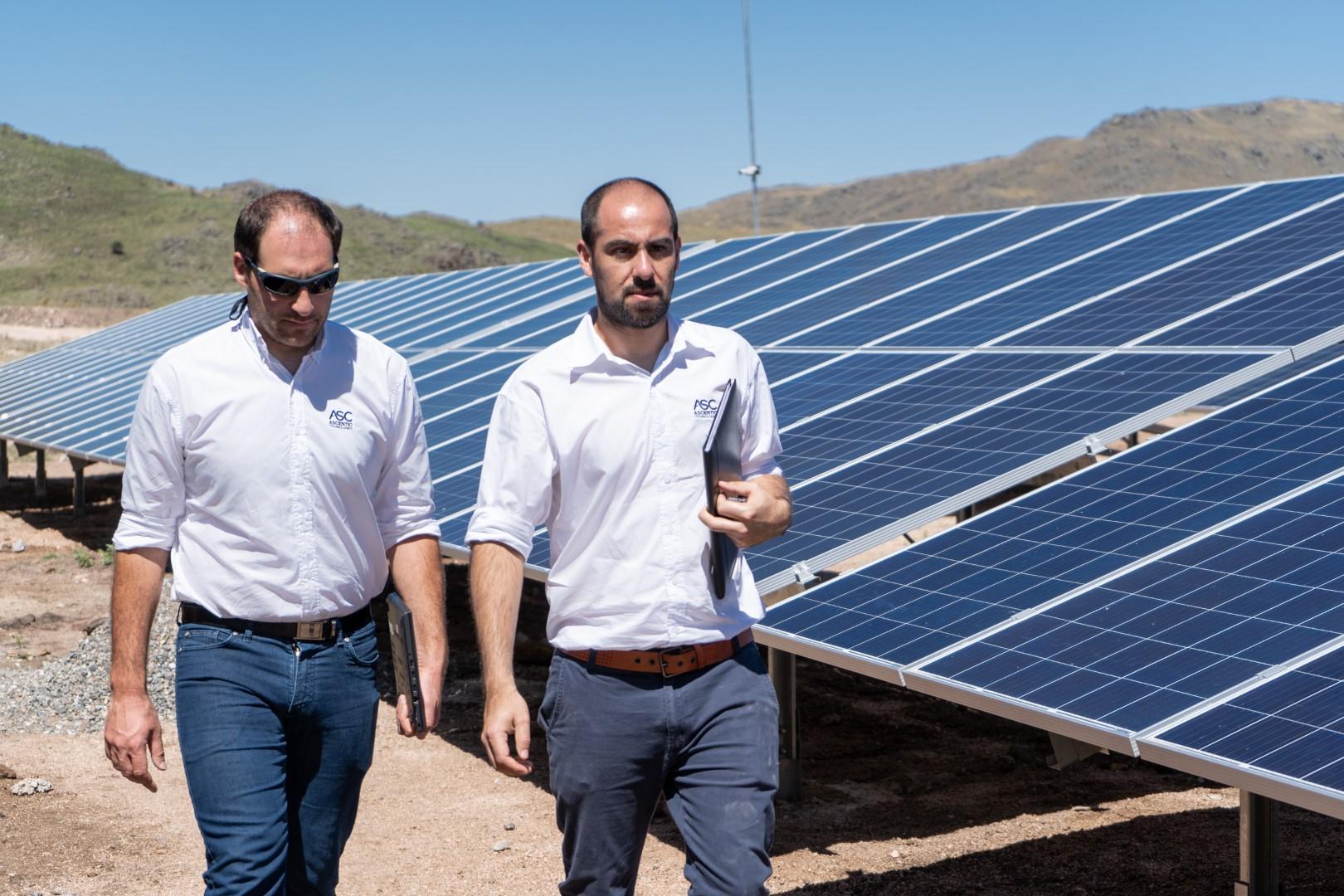 Proyecto Solar Hibrido SMA Argentina