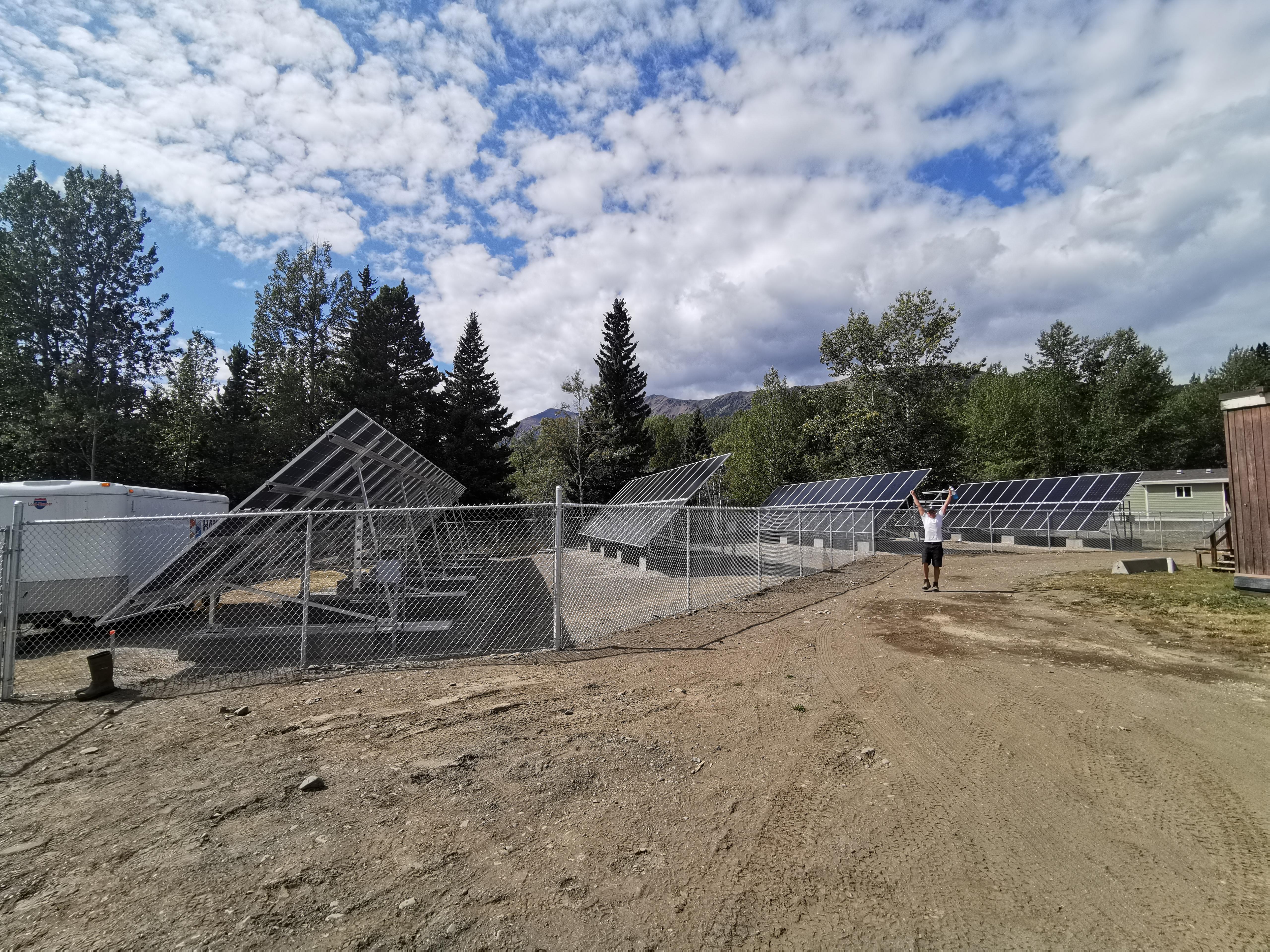 Hakai energy project