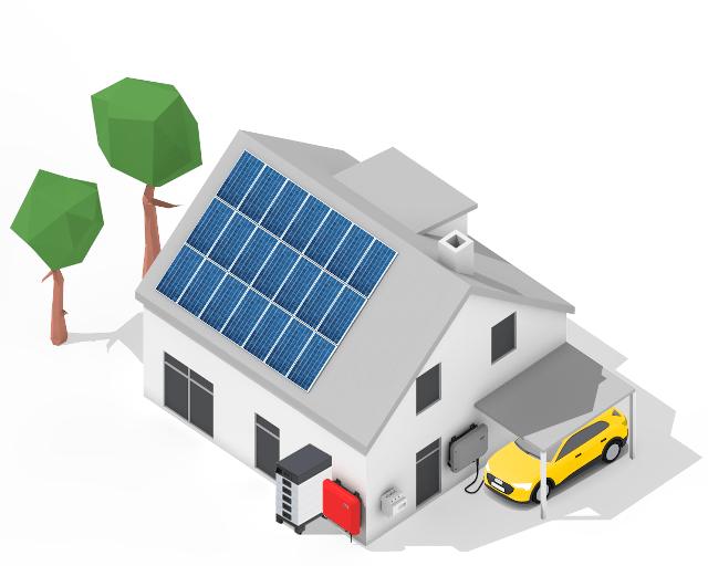 3. Maximal unabhängig: Solarstrom speichern