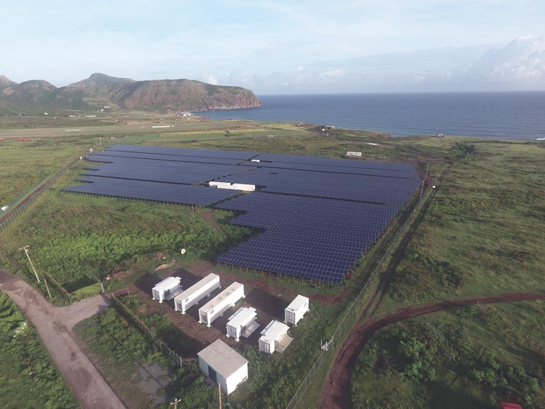 St. Eustatius Project