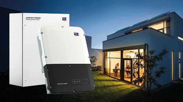SMA Energy system - Backup Use Case