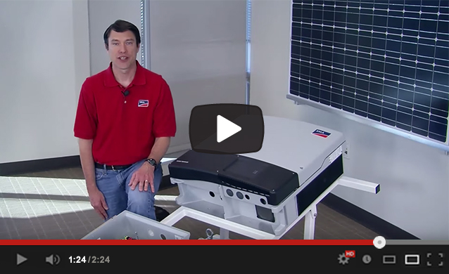 Sunny Tripower Reverse Polarity Detector