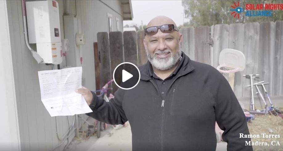 Testimonial-Ramon Torres, Homeowner in Madera, CA