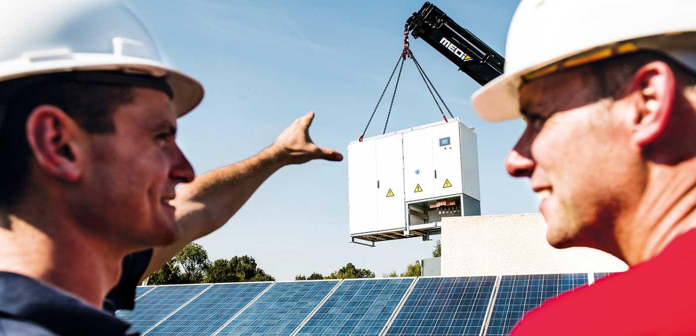 Fit in die Zukunft: Repowering für Solarkraftwerke