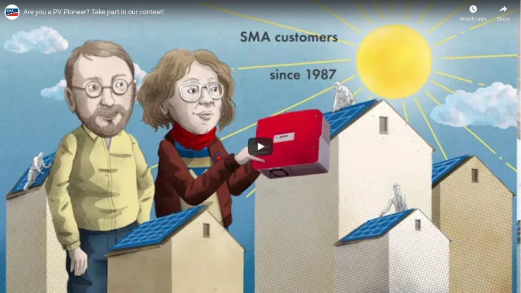 SMA anniversary video