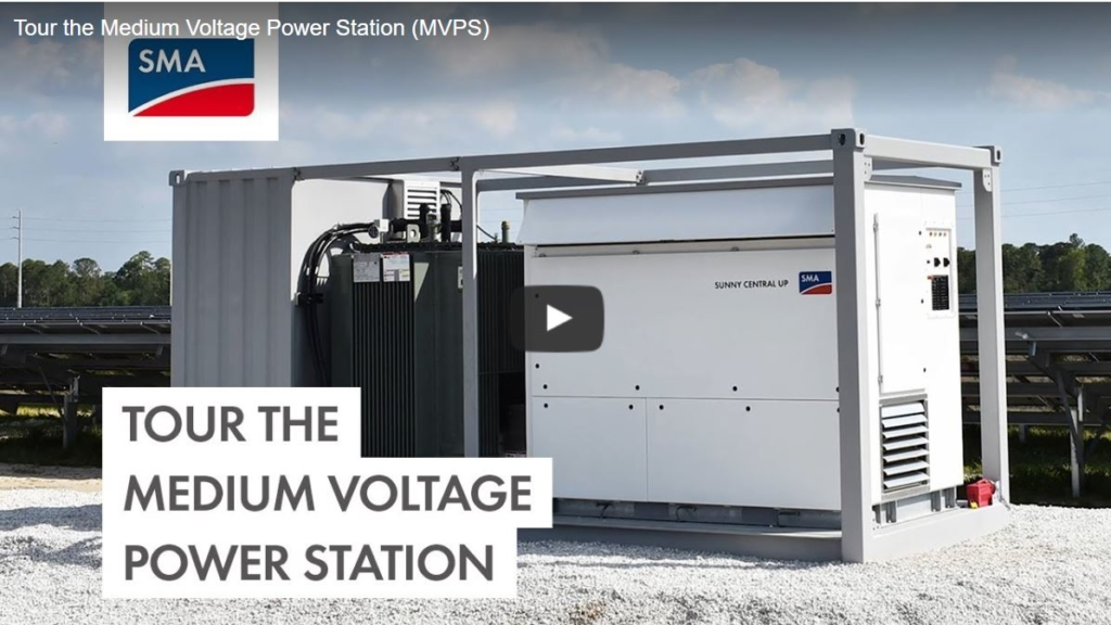 Medium Voltage Power Station