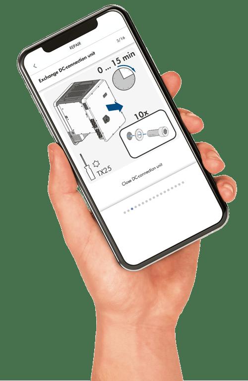 SMA-360° Iphone