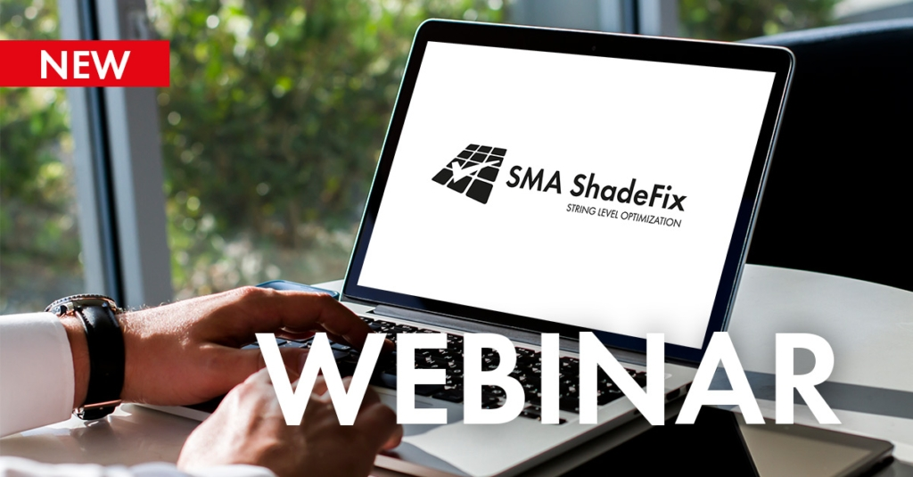 SMA Optimization Webinar