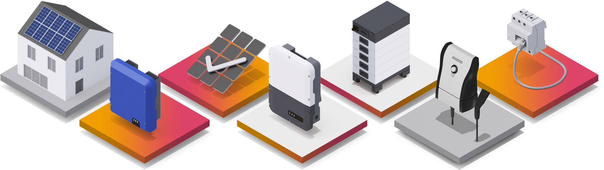 SMA Energy System permet une extension de l'installation à tout moment grâce à sa structure modulaire.