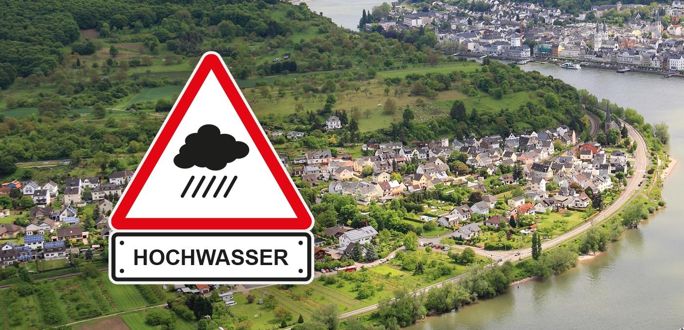 Sicherer Umgang mit Solaranlagen bei Hochwasser