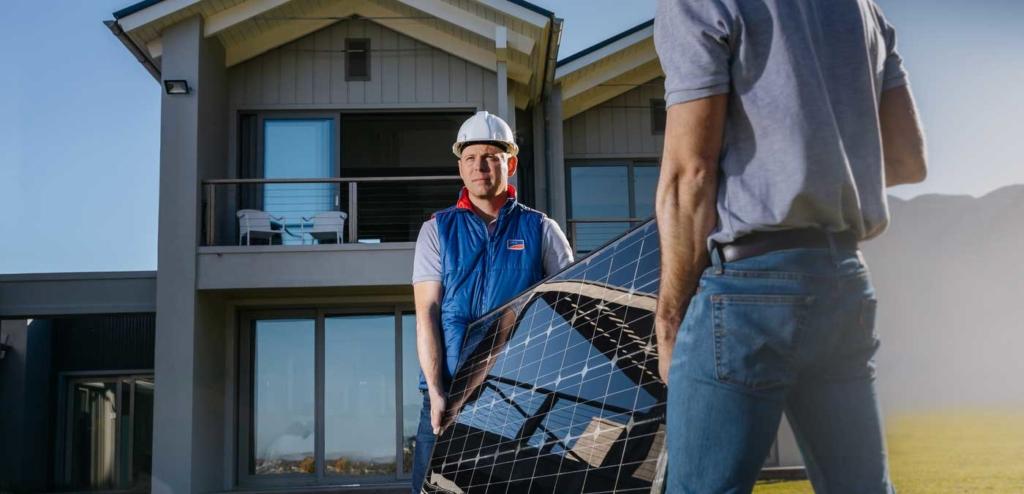 Mehr Solarstrom vom eigenen Dach nutzen