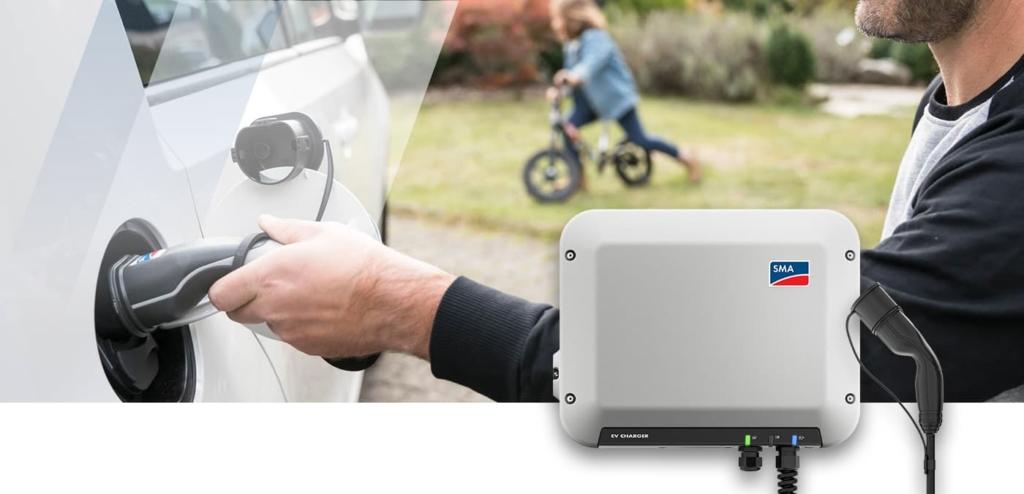 cargar coche eléctrico con energía solar