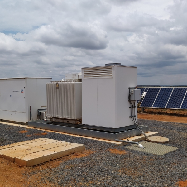 SMA America Sunny Central UP and PV plant controllers