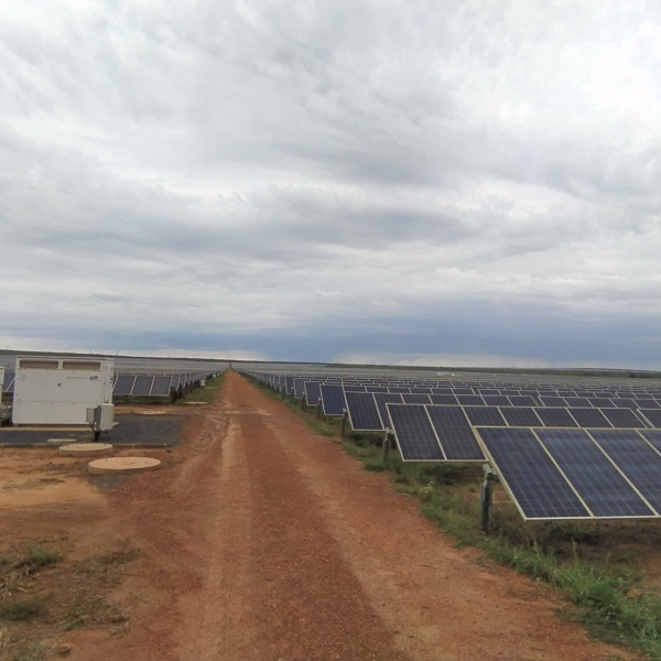 The Ituverava solar park is located in Tabocas do Brejo, Brazil